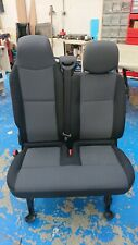 Renault Master, Vauxhall Movano, Nissan Nv400 Passenger Foldable Double Seat