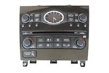 08 09 Infiniti EX35 Audio Climate Control Panel Temperature Unit A/C Heater
