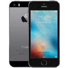 "GRAY Apple iPhone 5S 16GB Rom - IOS Smartphone 4G Unlocked 4"" Touch ID Dual Core"