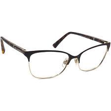 Dolce & Gabbana Eyeglasses DG 1268 1254 Matte Brown/Gold Frame Italy 54[]16 140