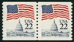 "#2115 VAR. ""FLAG OVER CAPITOL"" XF OG NH WITH ""ERIE BLUE"" ERROR BT5733"