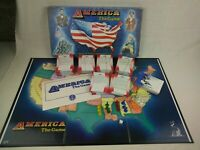 America The Game The Light & the Glory Peter Marshall History Trivia Board VTG