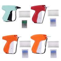 Clothes Garment Sewing Price Label Tagging Tag Gun+5 Needles+1000 Barbs Tools