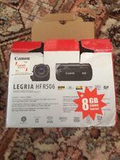 Canon Legria HF R506