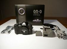 Olympus OM-D E-M10 Mark III 16.1 MP Digital Camera - Black (Body Only)