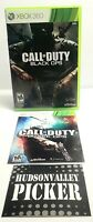 Call of Duty: Black Ops (Microsoft Xbox 360, 2010) Tested CIB