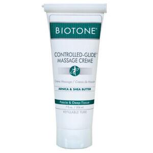 Biotone Controlled-Glide Massage Creme 7 oz