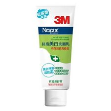 3M Nexcare Anti-Acne Whitening Foaming Cleanser 100g New Free Shipping