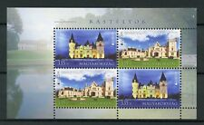 Hungary 2017 MNH Castles Europa Castle 4v M/S Architecture Tourism Stamps
