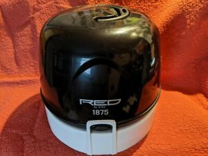 Red by Kiss Salon 1875 Watt Ceramic Tourmaline Hood Hair Dryer