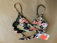BILLABONG Wrap Bra, Ladies Swimsuit Top Size XS RRP£70
