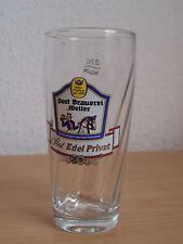 12 Stück Biergläser von Postbrauerei Weiler 0,25l