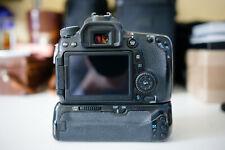Canon EOS 70D + grip + 2 batteries
