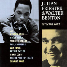Julian Priester & Walter Benton : Out of This World CD