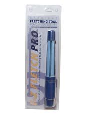 @NEW@ Arizona Archery EZ Fletch Pro! straight carbon arrow fletching jig CS1 e z