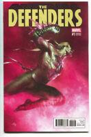 Defenders 1 Marvel 2017 NM Gabriele Dell'Otto Color Variant Iron Fist Luke CBX9B