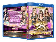 Official Shine Volume 35 Female Wrestling Event Blu-Ray