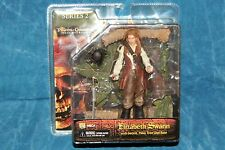 Elizabeth Swann Disney's Pirates of the Caribbean Dead Man's Chest Action Figure