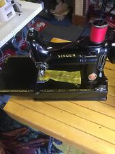 Singer 99k 3/4 sewing machine 1954