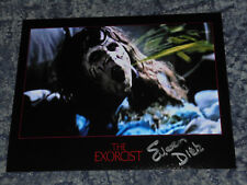 EILEEN DIETZ -  THE EXORCIST   - 10x8   PHOTO  SIGNED.  (3)
