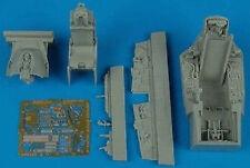 Aires 4449 1/48 F16C/N Aggressor Cockpit Set For Tamiya