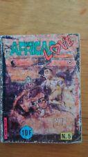 BD ADULTE EROTIQUE  ANNEES 70 AFRICAN LOVE N°5 EDITORA