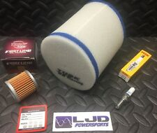 SUZUKI Z400 QUADSPORT 2003–2009 Tune Up Kit Air & Oil Filter + Spark Plug LTZ400