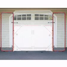 EZ Goal Ice Hockey Net Perimeter Backstop Kit 10' x 6' Netting Protective Goal