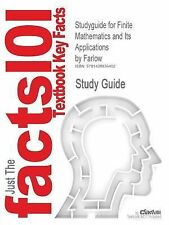 Finite Mathematics and Its Applications by Farlow and Cram101 Textbook...
