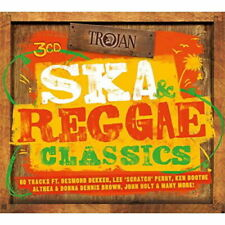 TROJAN SKA & REGGAE CLASSICS 3 CD SET (Released May 25th 2018)