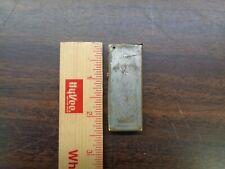 rare vintage spencerian steel pens match safe