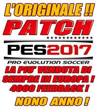 ORIGINAL PATCH PES 2017 PS4 - OPTION FILE - PES 100% ORIGINAL- BEST SELLER !!!