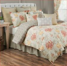 Rose Tree Nadia 4P King comforter Set