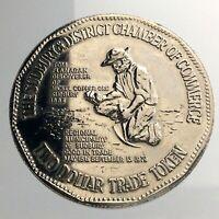 1979 Sudbury Ontario Canada Two Dollar Trade Token U726