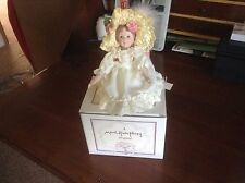 Collectable Porcelain Doll/Humphrey Bogarts Mom Maud