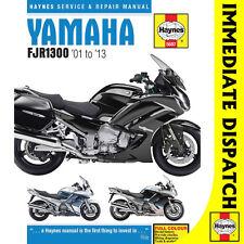 [5607] Yamaha FJR1300 2001-2013 Haynes Workshop Manual