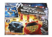 Sonic Speeders Full Race Car Track Ages 6+ Toy Boys Girls Fun Happy Play Gift