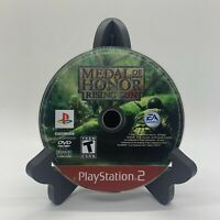 Medal Of Honor Rising Sun PS2 Disc Only Tested Sony Playstation 2 Ps2 Game Good
