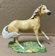 "New ListingFranklin Mint ""The Great Horses of the World"" Quarterhorse Figurine"