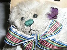 Collectible Annette Funicello Bear Earl Grey 124/1,500 LE
