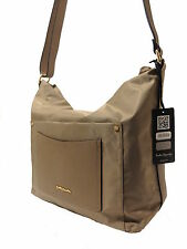Betty Barclay Handtasche Schultertasche Crossbag Varese IN-Bag Taupe, NEU