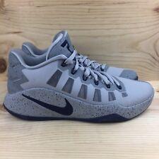 Nike Hyperdunk 2016 Low Pe Size 10 Mens Wolf Grey Basketball Shoes 888444-040