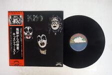 KISS SAME CASABLANCA VIP-6326 Japan OBI VINYL LP