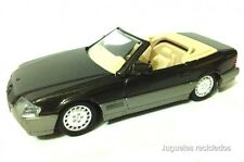 1/43 MERCEDES 500SL SOLIDO MADE IN FRANCE DIECAST
