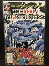 The Real Ghostbusters #16 Marvel 1988 Rare! Sharp! Stored away Since Release