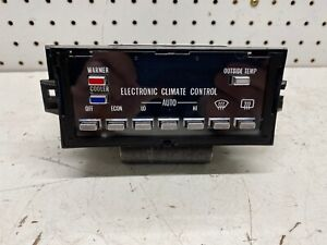 For 1987-1992 Cadillac Brougham A//C Control Relay SMP 71981NR 1991 1988 1989