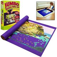 Giant Puzzle Large 3000 Pieces Roll-Up Mat Jigsaw Jumbo Fun Game Easy Storage