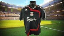 Liverpool FC Football Shirt Rare 2007-2008 Jersey Adidas Carlsberg Top XL