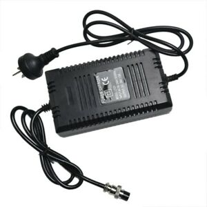 36V Battery Charger 36 Volt for Electric City Bike Scooter Bikes Ebike Cycling