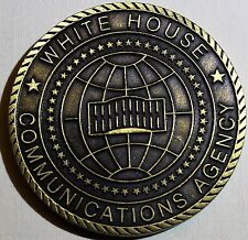White House Communications Agency WHCA Presidential Military Challenge Coin